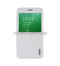 Samsung Galaxy S5 REMAX Youth Series Flip Case - White