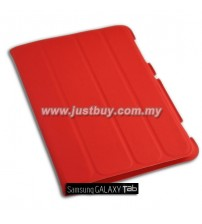 Samsung Galaxy Tab 8.9 Smart Case - Red