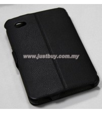 Samsung Galaxy Tab P1000 Hard Leather Case