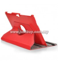 Samsung ATIV Smart PC XE500T 360 Degree Rotation Case - Red