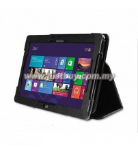 Samsung ATIV Smart PC PRO XE700T Leather Case - Black