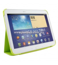 Samsung Galaxy Tab 3 10.1 Book Cover - Green