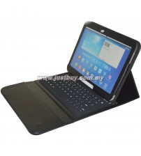 Samsung Galaxy Tab 3 10.1 P5200 Bluetooth Keyboard Leather Case