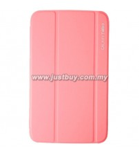 Samsung Galaxy Tab 3 7.0 Book Cover - Pink