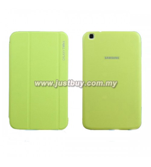 Samsung Galaxy Tab 3 8.0 Book Cover - Green