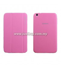 Samsung Galaxy Tab 3 8.0 Book Cover - Pink
