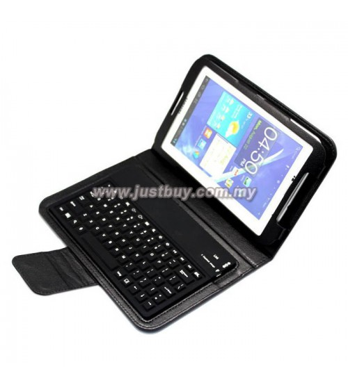 Samsung Galaxy Tab 3 8.0 Bluetooth Keyboard Leather Case