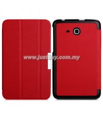 Samsung Galaxy Tab 3 7.0 Lite Ultra Slim Case - Red
