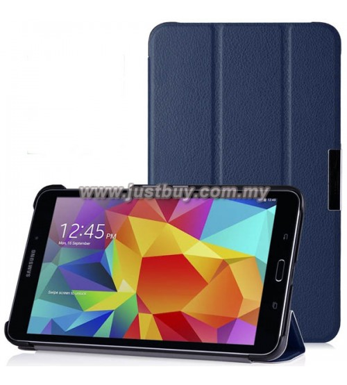 Samsung Galaxy Tab 4 8.0 Ultra Slim Case - Blue