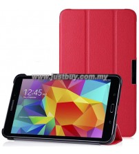 Samsung Galaxy Tab 4 8.0 Ultra Slim Case - Red