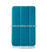 Samsung Galaxy Tab PRO 8.4 HOCO Crystal Series Leather Case - Blue