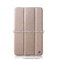 Samsung Galaxy Tab PRO 8.4 HOCO Crystal Series Leather Case - Gold