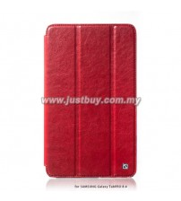 Samsung Galaxy Tab PRO 8.4 HOCO Crystal Series Leather Case - Red