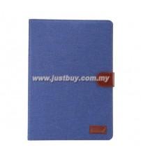 Samsung Galaxy Tab A 9.7 Jeans Wallet Case - Blue