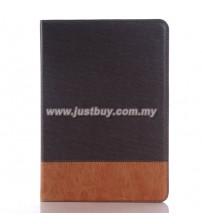 Samsung Galaxy Tab A 9.7 Premium Leather Case - Grey