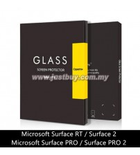 Microsoft Surface RT / Surface 2 / Surface PRO /  Surface PRO 2 9H Premium Tempered Glass