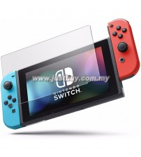 Nintendo Switch Crystal Clear / Anti Blue Ray 2.5D Tempered Glass