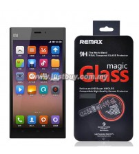 Xiaomi Mi 3 REMAX 9H Real Tempered Glass Protector