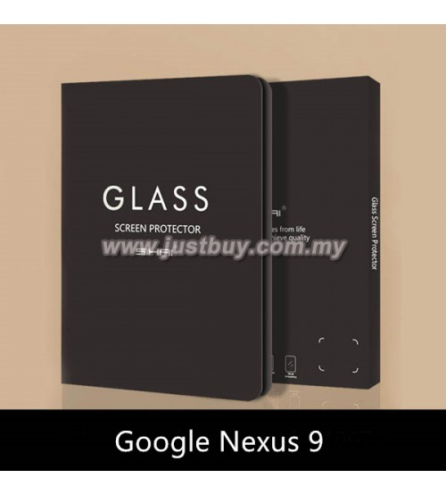 Google Nexus 9 Premium Tempered Glass Screen Protector