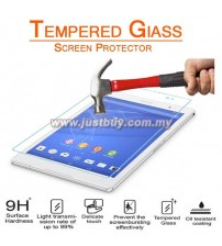 Sony Xperia Z3 Tablet Compact 9H Tempered Glass Screen Protector