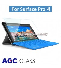 Microsoft Surface PRO 4 Japan AGC 0.2mm Tempered Glass