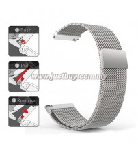 Samsung Galaxy Gear S3 Classic / S3 Frontier Stainless Steel Magnetic Closure Band