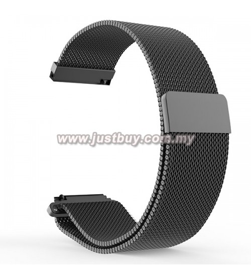 Fitbit Blaze Stainless Steel Magnetic Closure Band