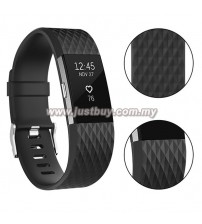 Fitbit Charge 2 Sport Wrist Band