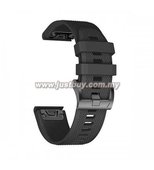Garmin Fenix 3/3 HR/5/5s/5x, Forerunner 935, Approach S60, Quatix 5 Sport Band