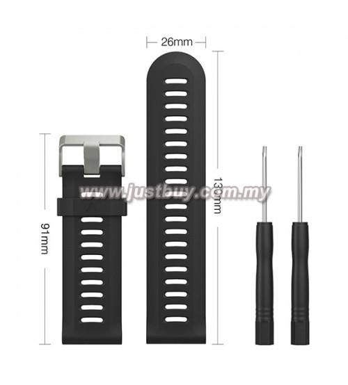 Garmin Fenix 3 / 5X / 5X Plus Silicone Strap