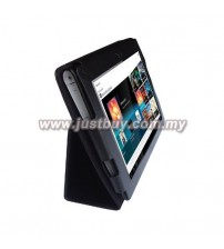 Sony Tablet S S1 Leather Case - Black