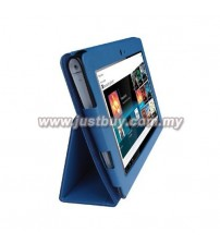 Sony Tablet S S1 Leather Case - Blue