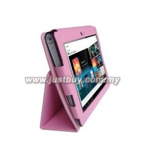 Sony Tablet S S1 Leather Case - Pink