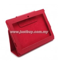 Sony Tablet S S1 Leather Case - Red
