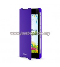 Sony Xperia Z2 Style Cover - Purple