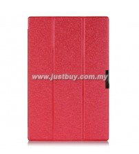 Sony Xperia Tablet Z2 Ultra Slim Case - Red