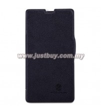Sony Xperia ZR Nillkin Fresh Slim Case - Black