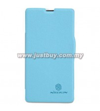 Sony Xperia ZR Nillkin Fresh Slim Case - Blue