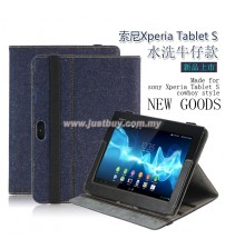 Sony Xperia Tablet S Jeans Design Case