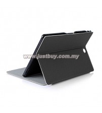 Sony Xperia Z3 Tablet Compact Slim Fit Leather Case - Black