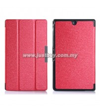 Sony Xperia Z3 Tablet Compact Ultra Slim Case - Red