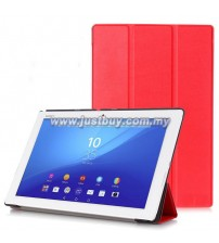 Sony Xperia Z4 Tablet Ultra Slim Case - Red