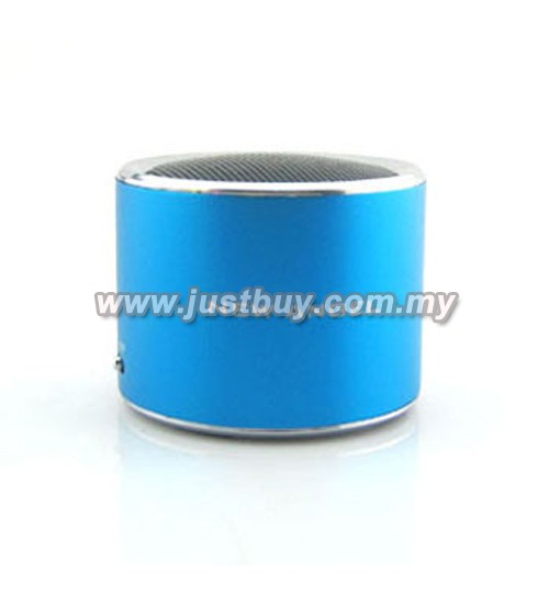 Super Mini MP3 & FM Speaker - Blue