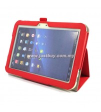 Toshiba Regza AT500 Premium Leather Case - Red