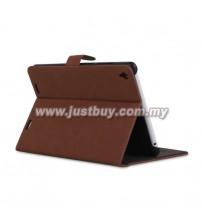 Xiaomi Mi Pad Matte Leather Case - Brown