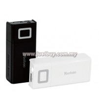 Yoobao YB602 4800mAh Power Bank Battery