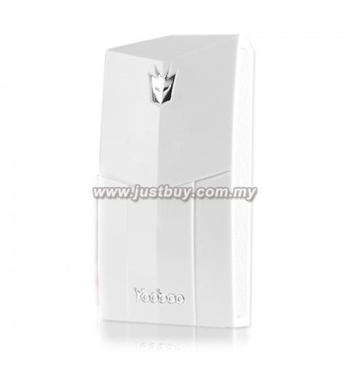 Yoobao YB651 13000mAh Thunder Power Bank - White